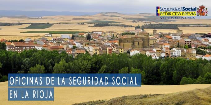 oficina seguridad social La Rioja