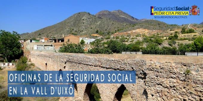 oficina seguridad social La Vall D'Uixó