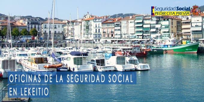 oficina seguridad social Lekeitio