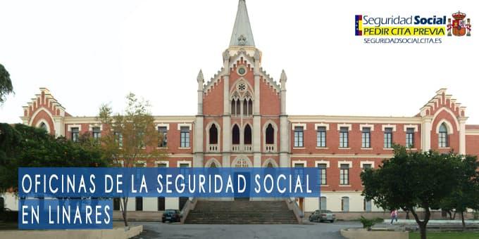 oficina seguridad social Linares