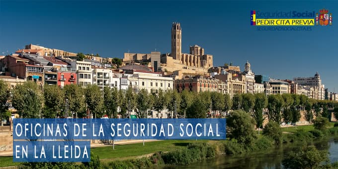 oficina seguridad social Lleida