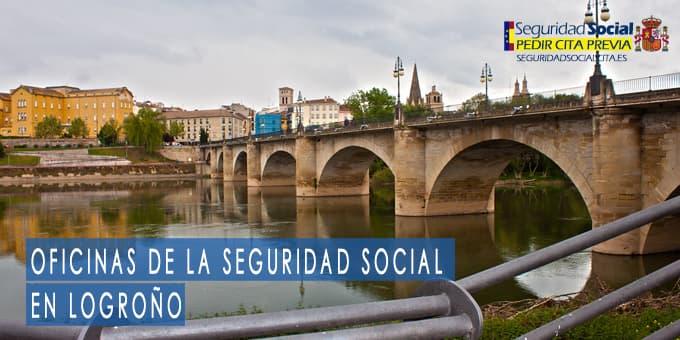 oficina seguridad social Logroño