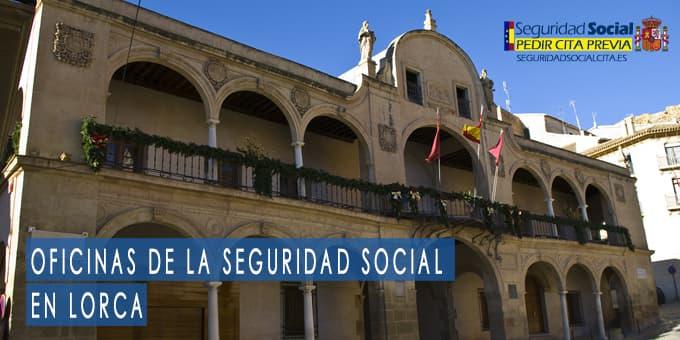 oficina seguridad social Lorca