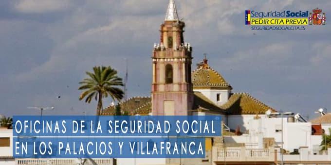 oficina seguridad social Los Palacios y Villafranca
