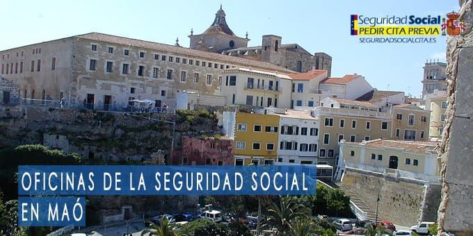 oficina seguridad social Maó