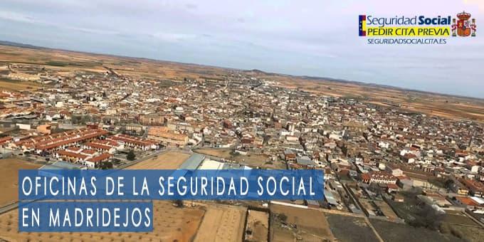 oficina seguridad social Madridejos