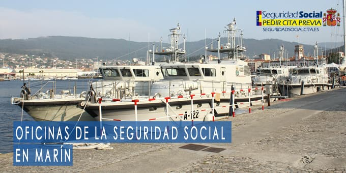 oficina seguridad social Marín