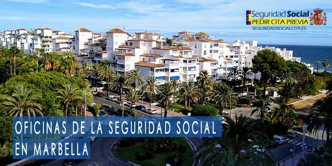 oficina seguridad social Marbella