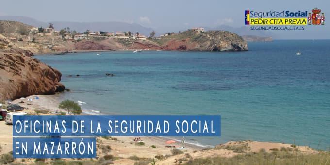 oficina seguridad social Mazarrón
