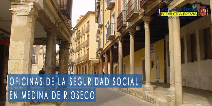 oficina seguridad social Medina de Rioseco