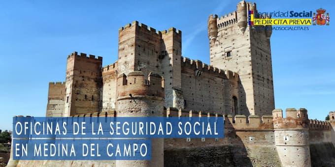 oficina seguridad social Medina del Campo