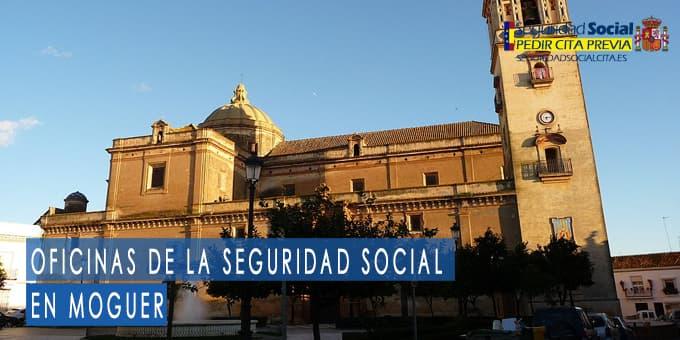 oficina seguridad social Moguer