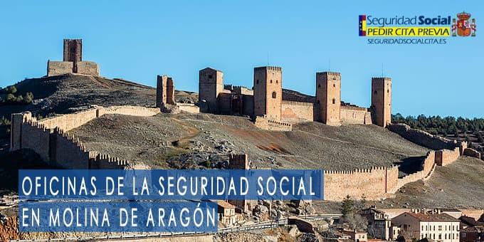 oficina seguridad social Molina de Aragón