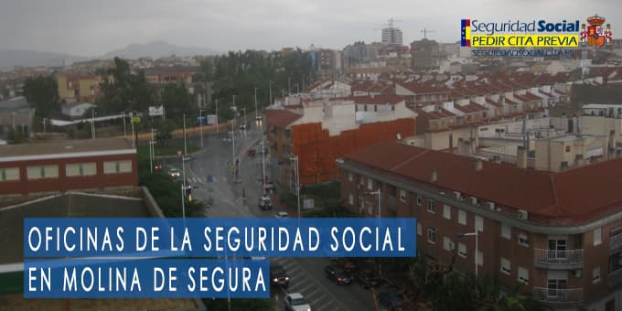 oficina seguridad social Molina de Segura