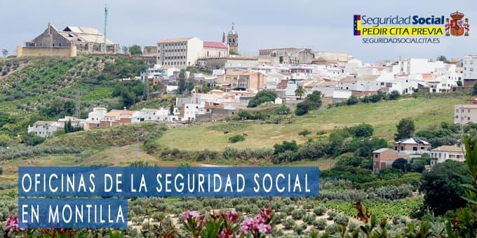 oficina seguridad social Montilla
