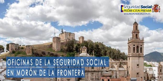 oficina seguridad social Morón de la Frontera