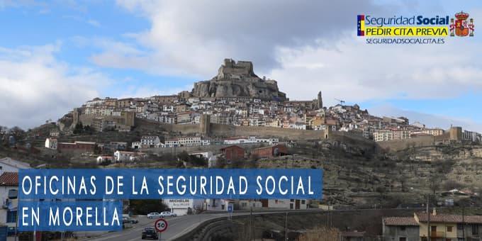 oficina seguridad social Morella