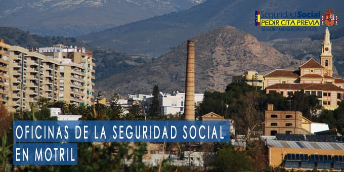 oficina seguridad social Motril