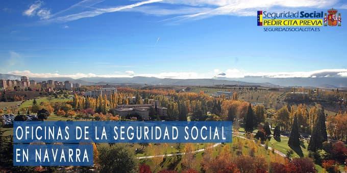 oficina seguridad social Navarra