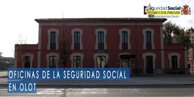 oficina seguridad social Olot
