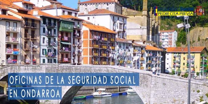 oficina seguridad social Ondarroa