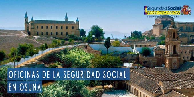 oficina seguridad social Osuna