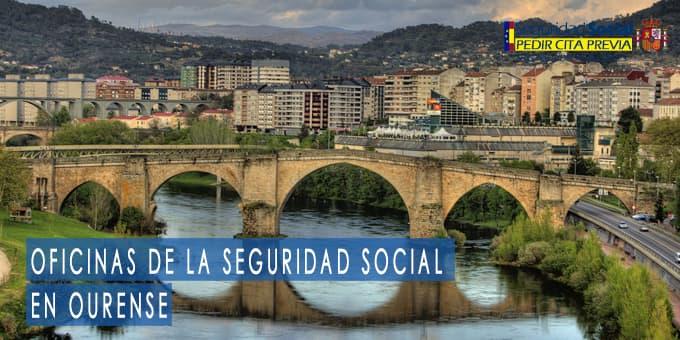 oficina seguridad social Ourense