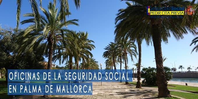 oficina seguridad social Palma de Mallorca