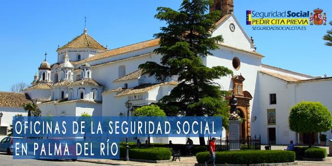 oficina seguridad social Palma del Río