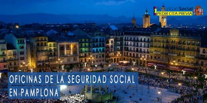 oficina seguridad social Pamplona