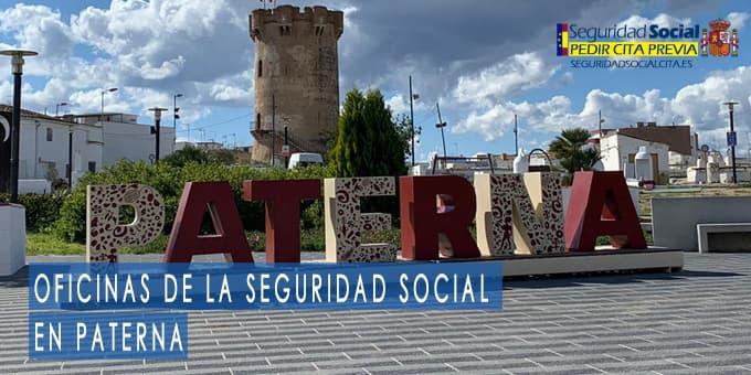 oficina seguridad social Paterna
