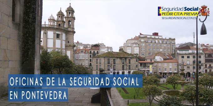 oficina seguridad social Pontevedra