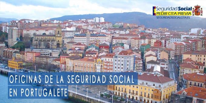 oficina seguridad social Portugalete