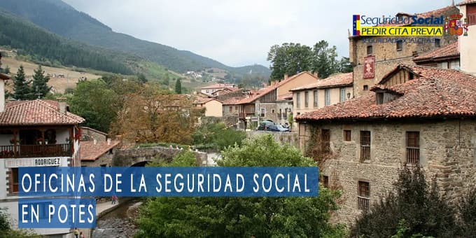 oficina seguridad social Potes