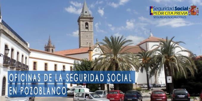 oficina seguridad social Pozoblanco
