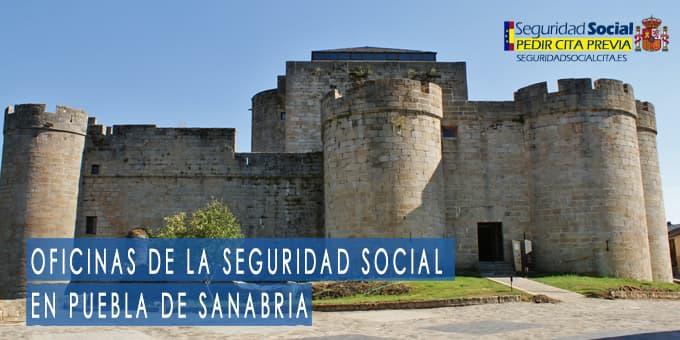 oficina seguridad social Puebla de Sanabria