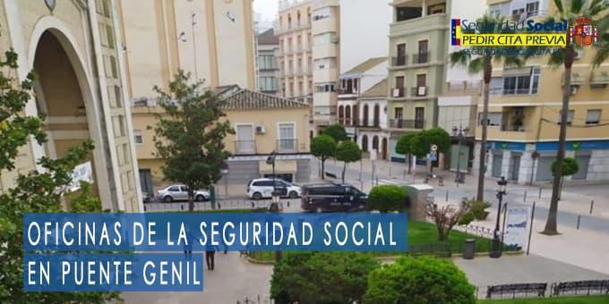 oficina seguridad social Puente Genil