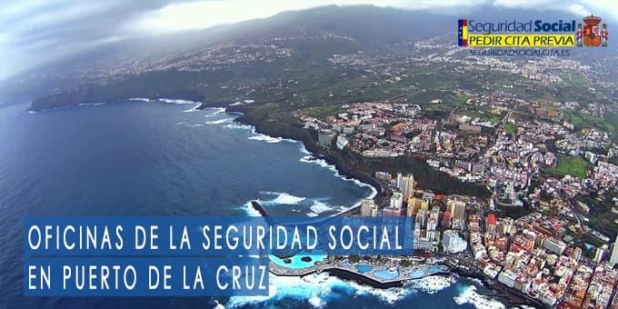 oficina seguridad social Puerto de la Cruz
