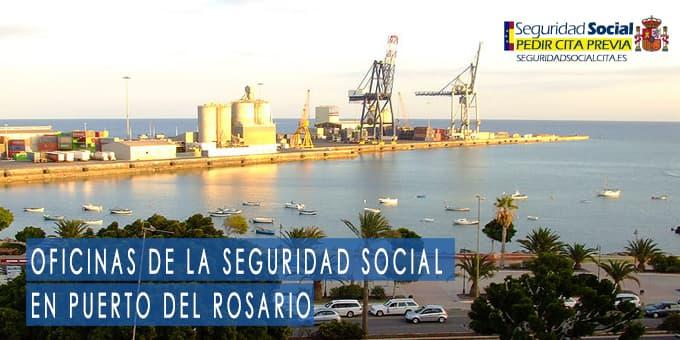oficina seguridad social Puerto del Rosario