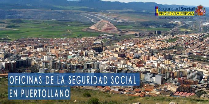 oficina seguridad social Puertollano