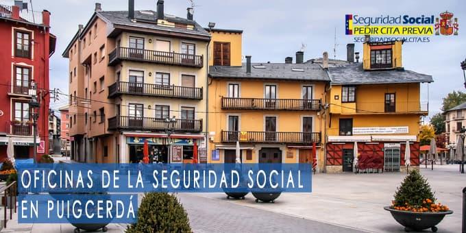 oficina seguridad social Puigcerdá