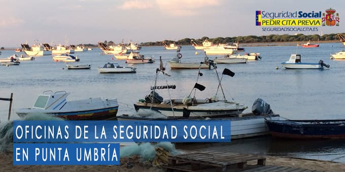 oficina seguridad social Punta Umbría