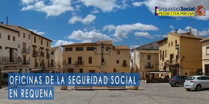 oficina seguridad social Requena