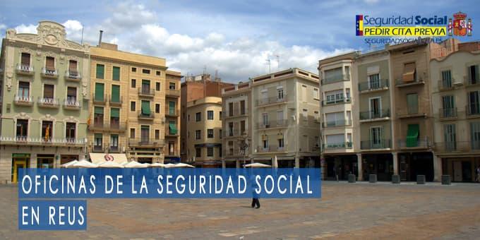 oficina seguridad social Reus