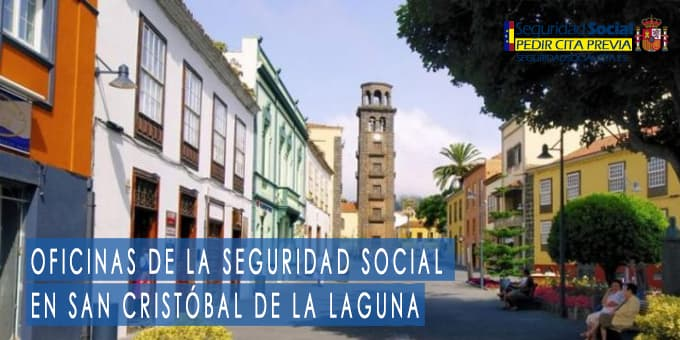 oficina seguridad social San Cristóbal De La Laguna