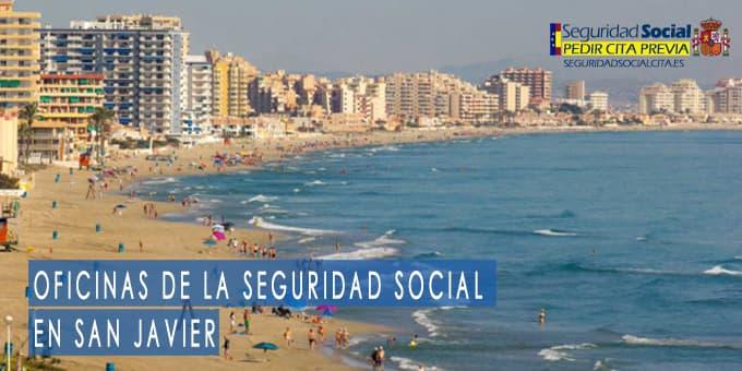 oficina seguridad social San Javier