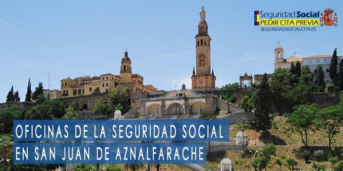 oficina seguridad social San Juan de Aznalfarache