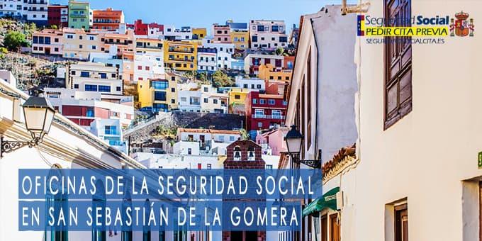 oficina seguridad social San Sebastián de La Gomera
