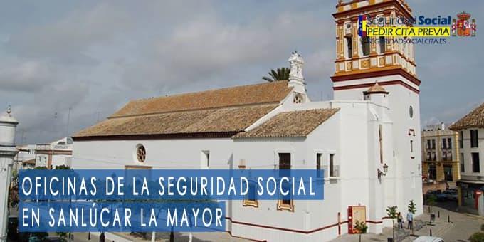 oficina seguridad social Sanlúcar la Mayor