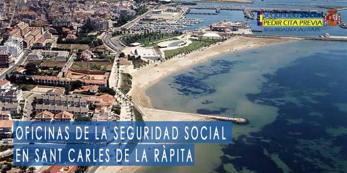 oficina seguridad social Sant Carles de la Ràpita